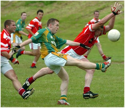 gaelic football ireland